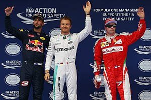 Formula 1 Qualifying report Chinese GP: Rosberg beats Ricciardo to pole, Hamilton to start from the back