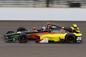 IndyCar Breaking news Ex-Stefan Wilson car among assets in KV auction