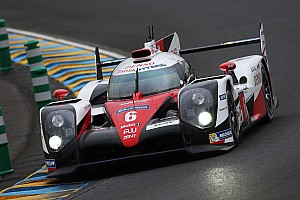 Le Mans Testing report Positive Le Mans test for Toyota Gazoo Racing