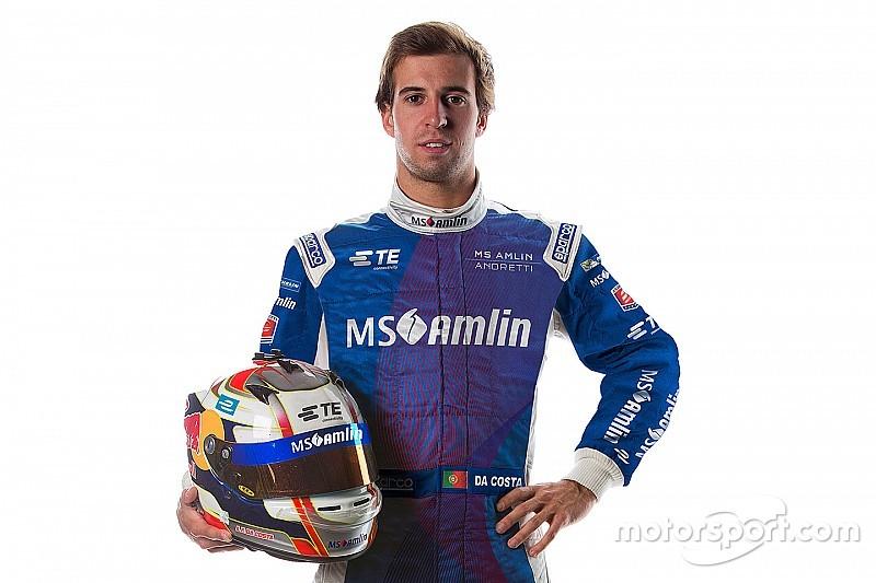 Andretti confirms Felix da Costa for season three