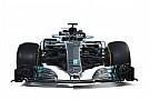 F1 Análisis técnico: los secretos del Mercedes W09