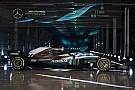 """ハミルトン、新車W09に自信「僕たちのDNAが溶け込んだ""""芸術作品""""」"""