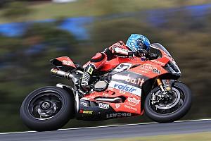 Superbike-WM Rennbericht WSBK Australien: Marco Melandri gewinnt den Saisonauftakt