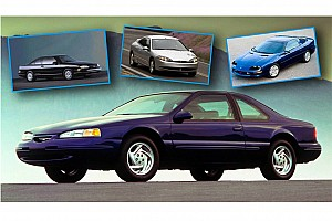 Automotive Breaking news Nine worst muscle cars of the 1990s