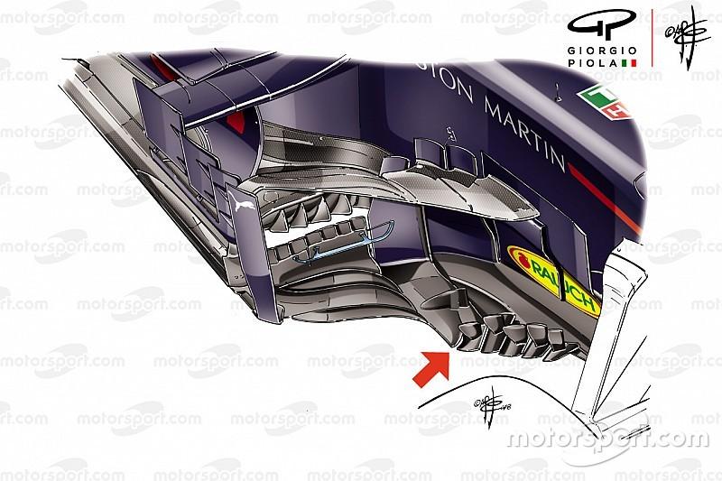 Revue technique - Le châssis Red Bull RB14 était-il le meilleur ?