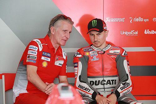 """Ciabatti : """"Lorenzo savait qu'il ne pourrait pas continuer avec Ducati"""""""