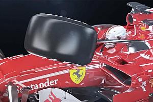 Fórmula 1 Artículo especial VIDEO: El funcionamiento del Halo en un F1