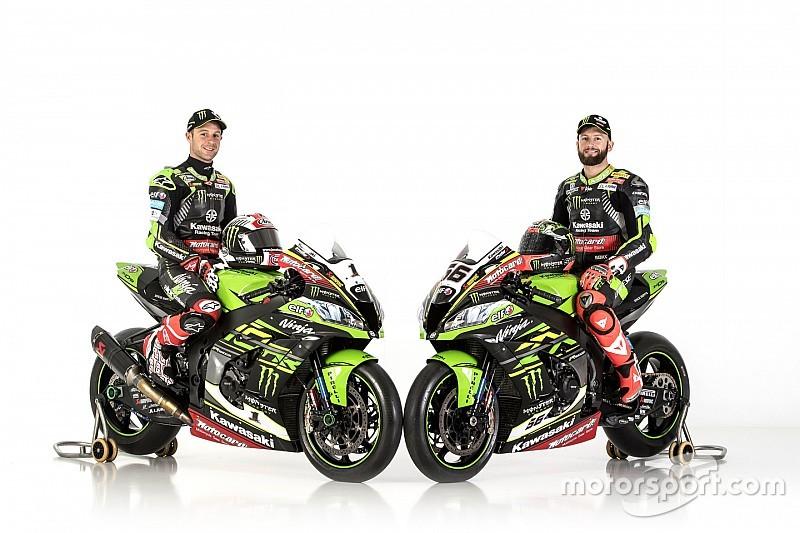 У Kawasaki показали мотоцикл для нового сезону Супербайка