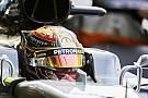 F1 汉密尔顿期待继续参加F1直到2020年