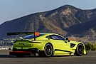 GALERÍA: Aston Martin presenta el Vantage GTE 2018