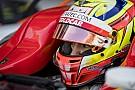F3-Euro Alex Palou lidera el segundo día de test de la FIA F3