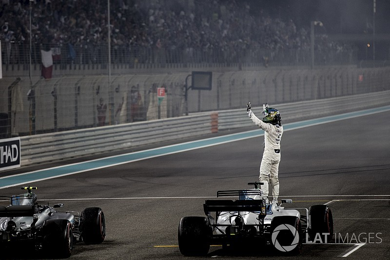 Massa column: F1 farewell not the end of my career