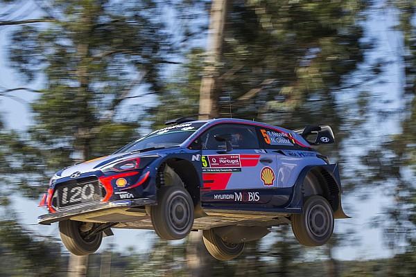 WRC Portugal: Hyundai menang, Neuville pimpin klasemen