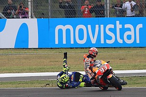 MotoGP Breaking news MotoGP to impose tougher penalties after clashes