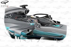 Analyse: de impact van de halo op de F1-bolides van 2018