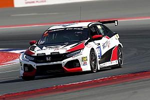 Endurance Intervista Un ritiro... utile per la nuova Honda Civic Type R TCR a Dubai