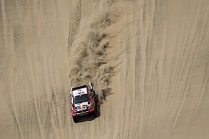 Dakar Resumen del tramo Al-Attiyah manda en la primera etapa con Terranova en 14°