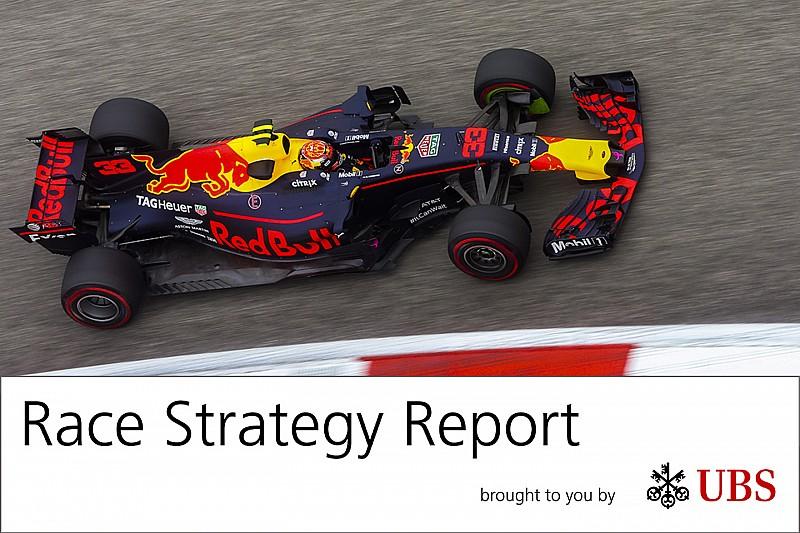 Strateji raporu: Verstappen'in atağı, Ferrari'yi nasıl harekete geçirdi?