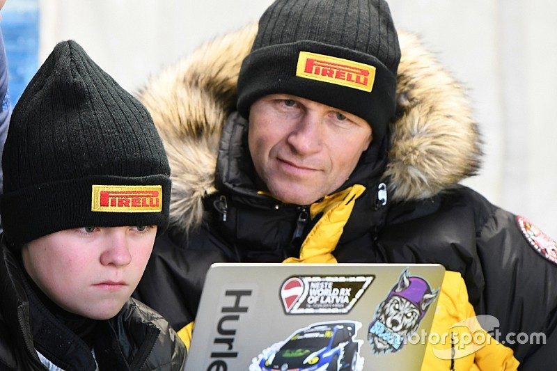 Solberg, la dinastia continua: il figlio di Petter potrebbe esordire nel WRC 2019!