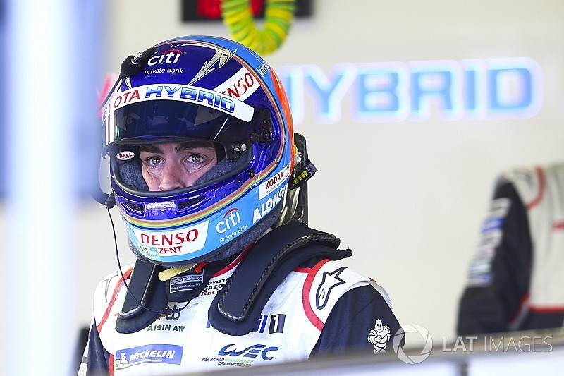 Toyota: Alonso sangat kooperatif