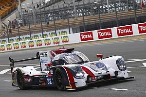 24 heures du Mans Réactions Montoya et les virages Porsche :