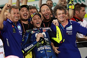 MotoGP Важливі новини Россі: Я досі у MotoGP, бо я швидкий