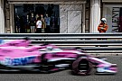 Fórmula 1 Sergio Pérez: