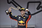 Formule 1 Ferrari, Mercedes, Renault, McLaren : Ricciardo sans filtre