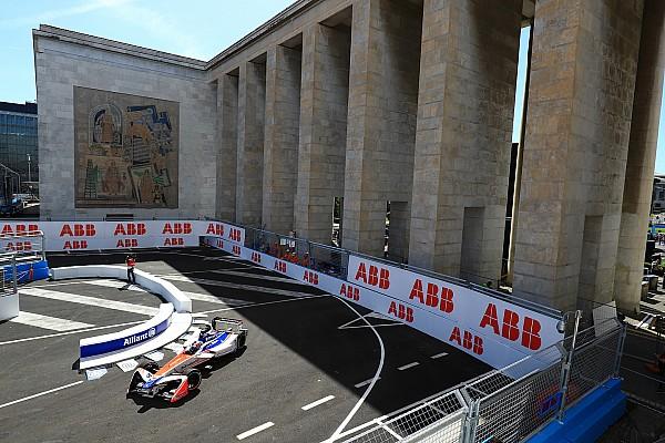 Формула E Отчет о квалификации Розенквист выиграл квалификацию Формулы Е в Риме