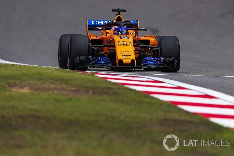 """Alonso : """"Le dimanche, nous faisons le travail"""""""