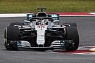 Hamilton arranca el GP de China 2018 mandando en los libres 1