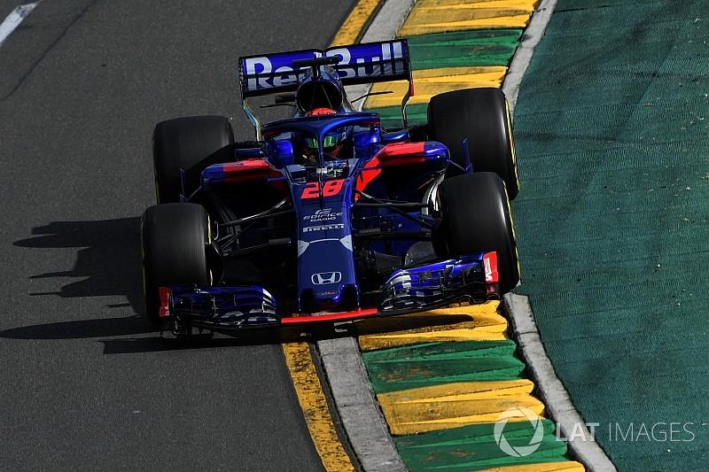 Perekrutan Hartley buat eks pembalap Toro Rosso tertawa