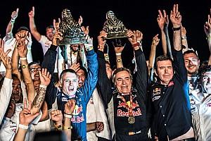 Dakar Galería Galería: así volvió a la gloria Sainz ocho años después