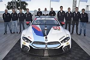 IMSA News Daytona sieht Debüt des BMW M8 GTE: