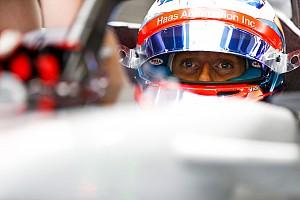 Haas ne remet pas en cause l'avenir de Grosjean