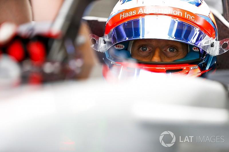 Haas diz que futuro de Grosjean não está ameaçado