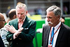 Liberty, Danimarka'nın Formula 1'e girişine destek verdi