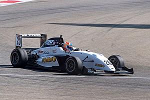 Indian Open Wheel Race report Dubai MRF: Van Kalmthout dominates Race 2
