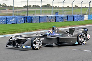 Formula E Testing report Buemi sweeps final day of Formula E pre-season