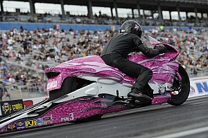 NHRA Preview NHRA's thrilling fight for Pro Stock Motorcycle honors