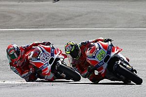 MotoGP Breaking news Iannone on Dovizioso: