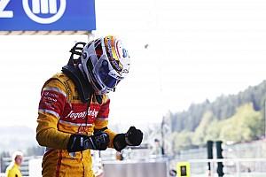 GP2 Репортаж з гонки GP2 у Монці: Джовінацці виграв гонку після старту з останнього ряду