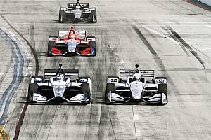 IndyCar Новость Количество обгонов в IndyCar увеличилось в два раза