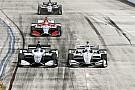 IndyCar Количество обгонов в IndyCar увеличилось в два раза