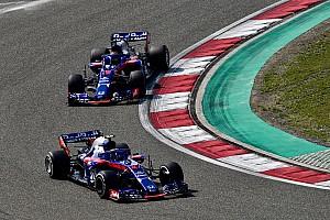 Fórmula 1 Noticias Toro Rosso no entiende por qué cayó su rendimiento en China