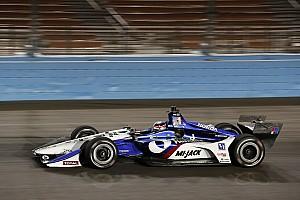 IndyCar Репортаж з тестів Команда Rahal домінувала на нічних тестах IndyCar у Фініксі
