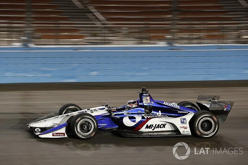 Команда Rahal домінувала на нічних тестах IndyCar у Фініксі