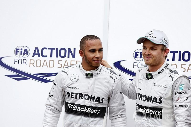 """Rosberg: Rakipleri, Hamilton'ı yenmek için """"mükemmel"""" olmalı"""