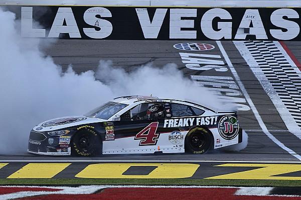 NASCAR Cup Kevin Harvick knackt NASCAR-Jackpot in Las Vegas