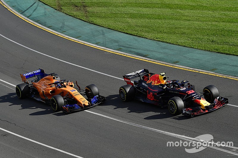 Alonso was never an option for Red Bull, insists Verstappen